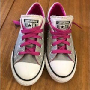 Converse Little Girls Sneakers